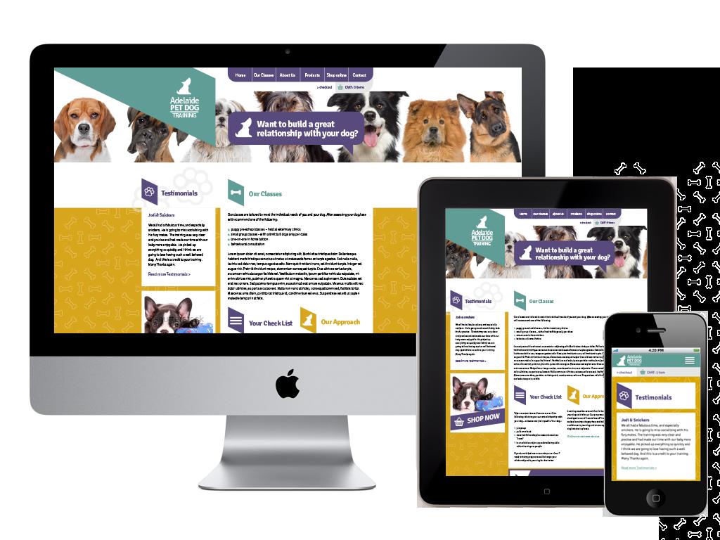 Adelaide Pet Dog Training